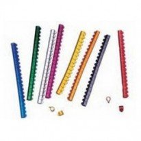 ANILLAS METALICAS 2,5MM 20PCS TIRA