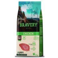 BRAVERY PUPPY CHICKEN SMALL BR. 2KG