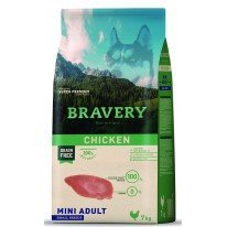 BRAVERY ADULTO CHICKEN SMALL BR. 2KG