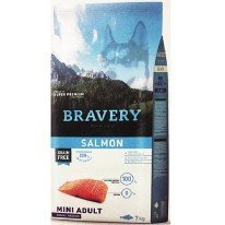 BRAVERY ADULTO SALMON SMALL BR. 2KG