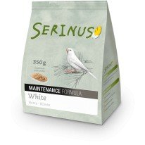 SERINUS FOR. CANARIOS BLANCOS MANT. 350G