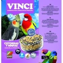 VINCI MIXT. NINFAS-COTORRAS 1KG