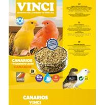 VINCI 5 KG MIXTURA CANARIOS